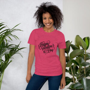 unisex premium t shirt heather raspberry 600deb9009978