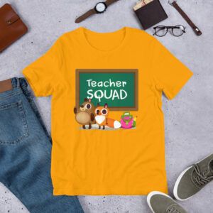 Teacher Squad shirt - teacher gift